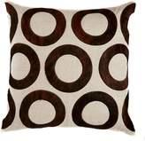 V Rugs & Home Ring Fur Pillow