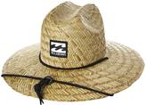 Billabong Kids Boys Bazza Straw Hat Natural