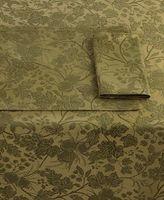 Lauren Ralph Lauren Table Linens, Campbell Jacquard Sage Collection