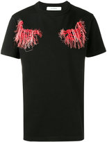 Off-White Scorpion T-Shirt - men - Cotton - S