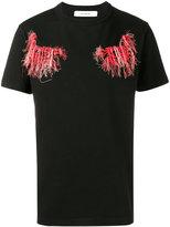 Off-White Scorpion T-Shirt - men - Cotton - XS