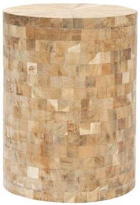 Safavieh Hopper Solid Wood Accent Stool