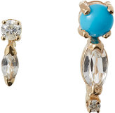 Loren Stewart Women's Gemstone Pin & Stud Set