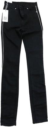 Zoe Karssen Black Jeans for Women