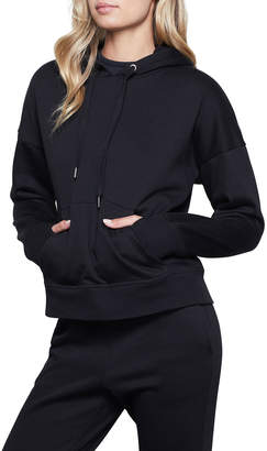 Good American Laced Back Hoodie Jacket - Inclusive Sizing