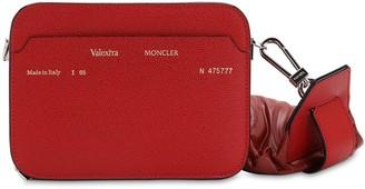 MONCLER GENIUS Moncler X Valextra Leather Dado Bag