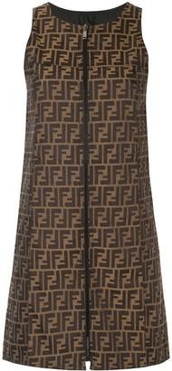 Fendi Pre-Owned reversible dress