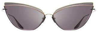 Dita Eyewear 63MM Interweaver Cateye Sunglasses
