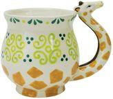 Boston Warehouse Giraffe Figural Mug