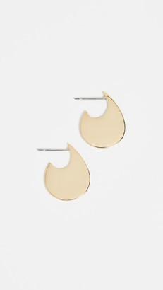 Soko Teardrop Huggie Stud Earrings