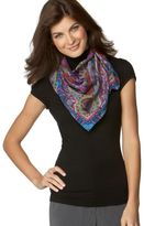 Scarf, Hippie Chic Paisley