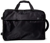 Lipault Plume Nylon Business Weekend Carry-On Wheeled Garment Bag