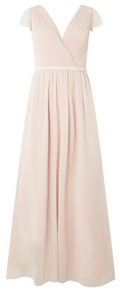 Dorothy Perkins Womens **Showcase Blush 'Athena' Maxi Dress