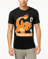 Bioworld Men's Pokémon Charmander T-Shirt