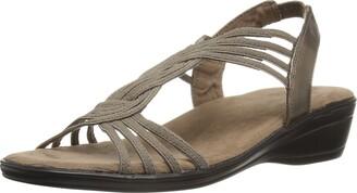 Easy Street Shoes Women's Natara Flat Sandal