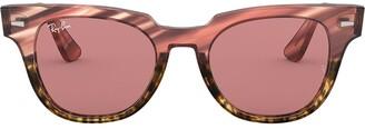 Ray-Ban Meteor Striped sunglasses