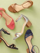 Talbots Mimi Fringed Sandals
