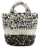 MANGO Embroidered details bag