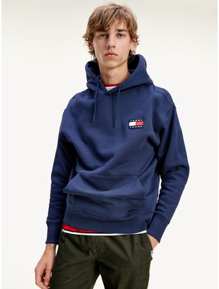 Tommy Hilfiger Tommy Badge Organic Cotton Hoodie