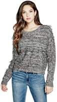GUESS Yula Fringed Sweater