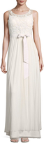 BHLDN Women's Lucia Column Gown
