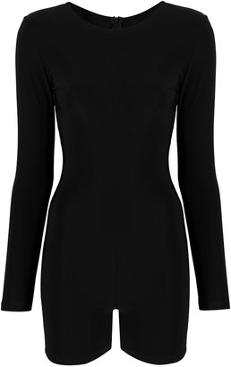 Alchemy Long-Sleeved Playsuit