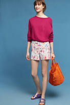 Level 99 Casandra Floral Shorts