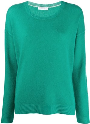 Majestic Filatures Relaxed-Fit Cashmere Jumper