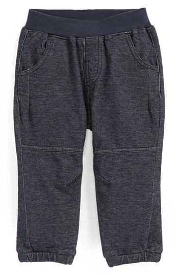 Tea Collection Cotton Pants (Baby Boys)
