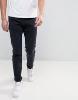 Armani Jeans Slim Fit Jeans in Black
