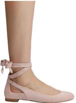 Kenneth Cole New York Women's Wilhelmina Lace Up Flat