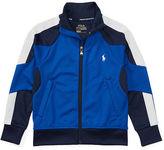 Ralph Lauren 2-7 Piqu Track Jacket