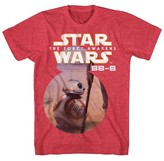 Star Wars Boys' Force Awakens T-Shirt - Red