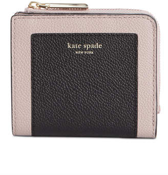Kate Spade Margaux Pebble Leather Bifold Wallet