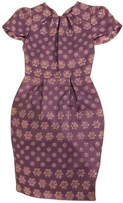 Roksanda Ilincic Purple Other Dresses