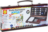 Alex Art Studio Expressions Acrylic Painting Set