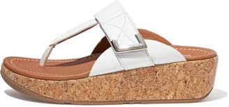 FitFlop Remi Adjustable Toe-Post Sandals