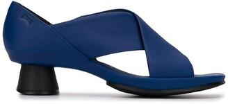 Camper Alright crossover strap sandals