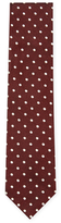 Tom Ford Silk Dot Embroidered Tie