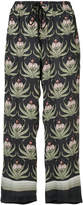 Markus Lupfer cropped printed trousers