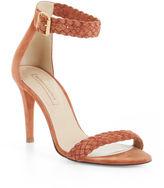 BCBGMAXAZRIA Venitia High-Heel Suede Sandal