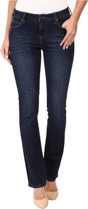 Liverpool Jeans Company Women's Remy Hugger Jean in Corvus Dark 10