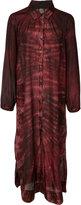 Raquel Allegra Shirt Dress - women - Silk - 2