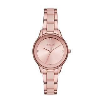 Fossil Relic by Women's Tessa Quartz Watch with Acetate Strap