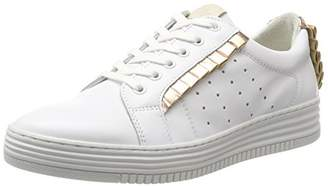 Bullboxer Women's 420051E5L Trainers, (White Whit)