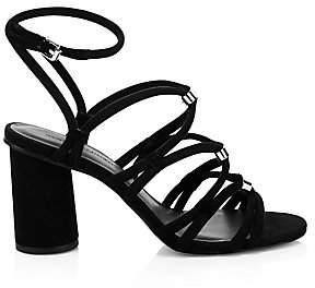 Rebecca Minkoff Women's Apolline Multi-Strap Sandals