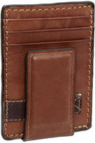 JCPenney RELIC Relic Barea Leather Front-Pocket Wallet with Money Clip