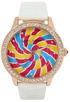 Betsey Johnson Candy Shop Watch
