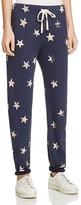 Splendid Star Print Sweatpants
