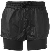 adidas by Stella McCartney Run Two-In-One shorts - women - Nylon - XS